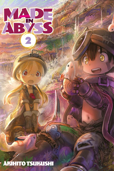 Made in Abyss #2