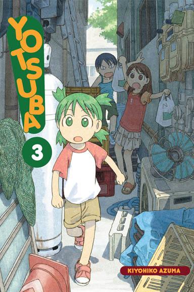 Yotsuba! #3