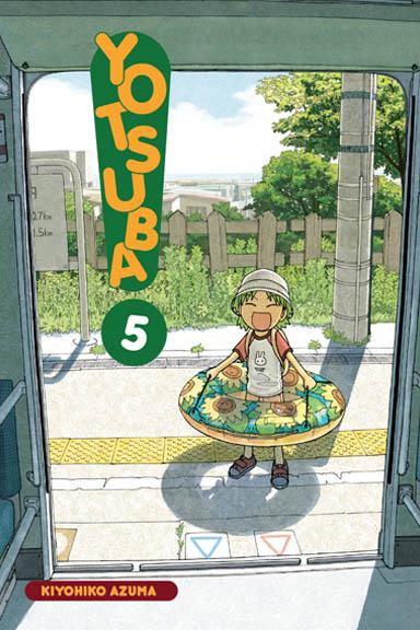Yotsuba! #5