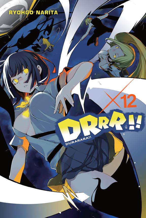 DRRR 12